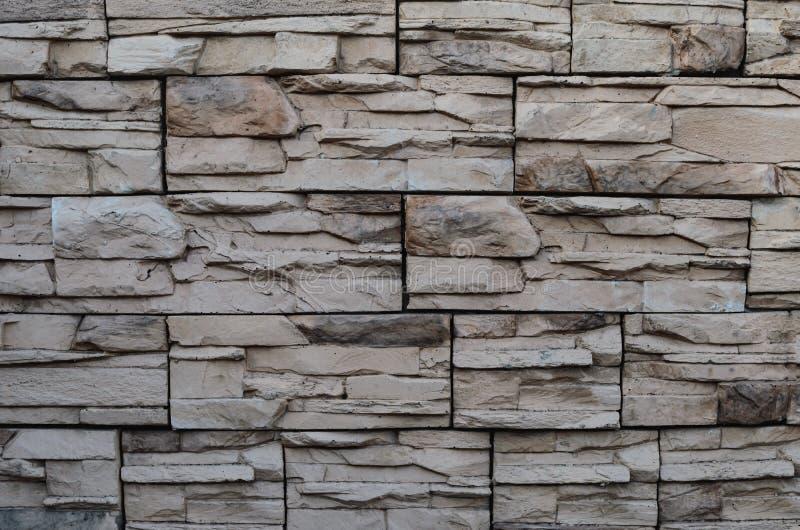 岩石和大理石墙壁纹理背景 顶视图 免版税图库摄影