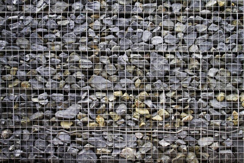 岩石墙壁纹理 免版税库存照片