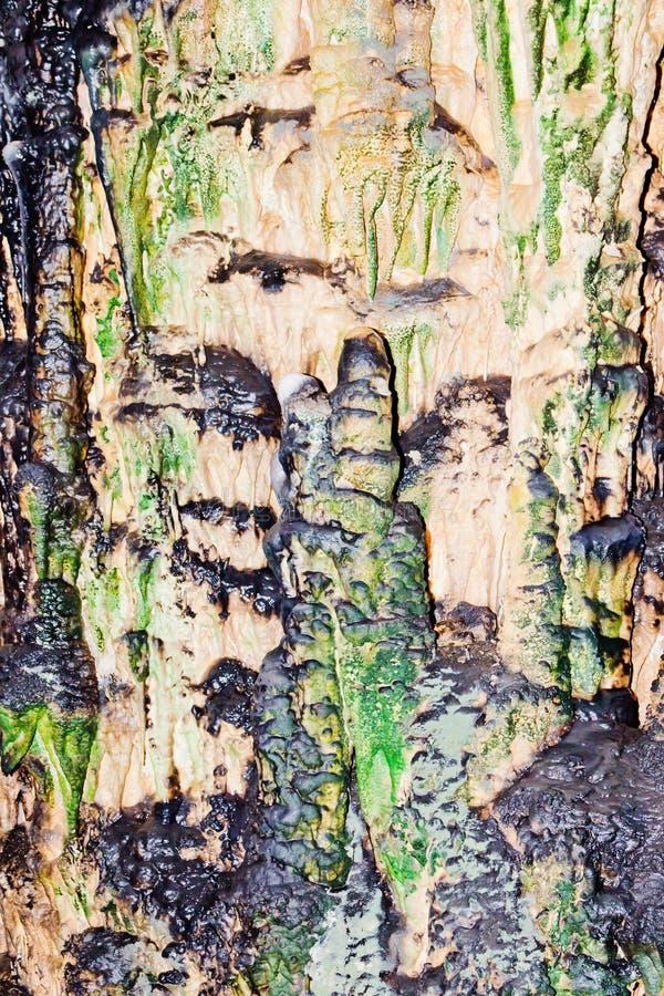 抽象岩石 免版税库存图片