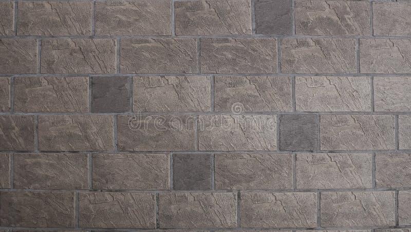 岩石瓦片纹理 库存照片