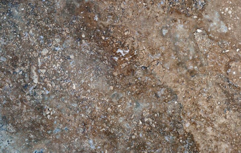岩石石头,花岗岩大理石石灰华纹理 库存图片