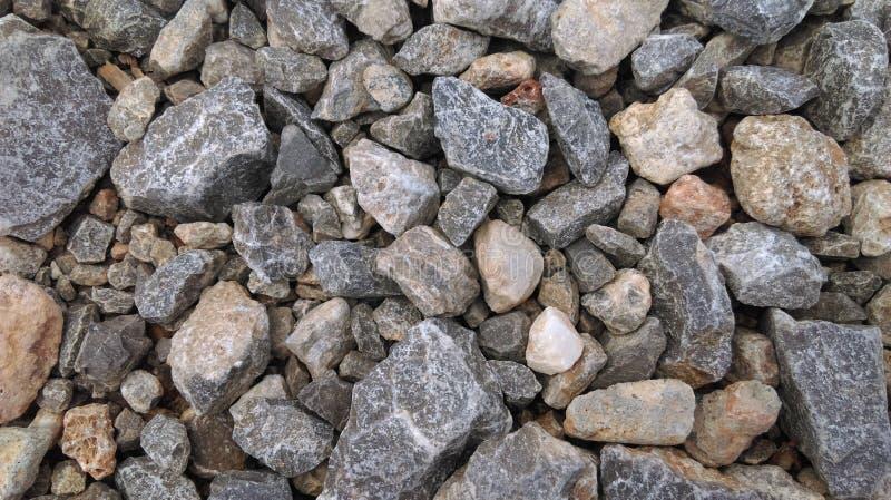 岩石石头 免版税图库摄影