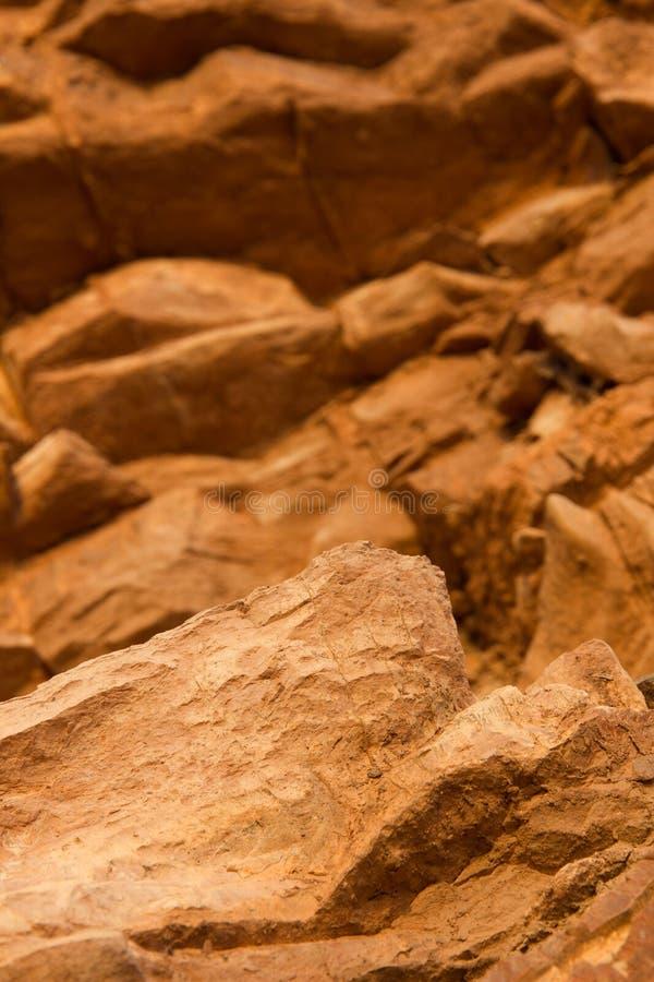 岩石纹理 图库摄影