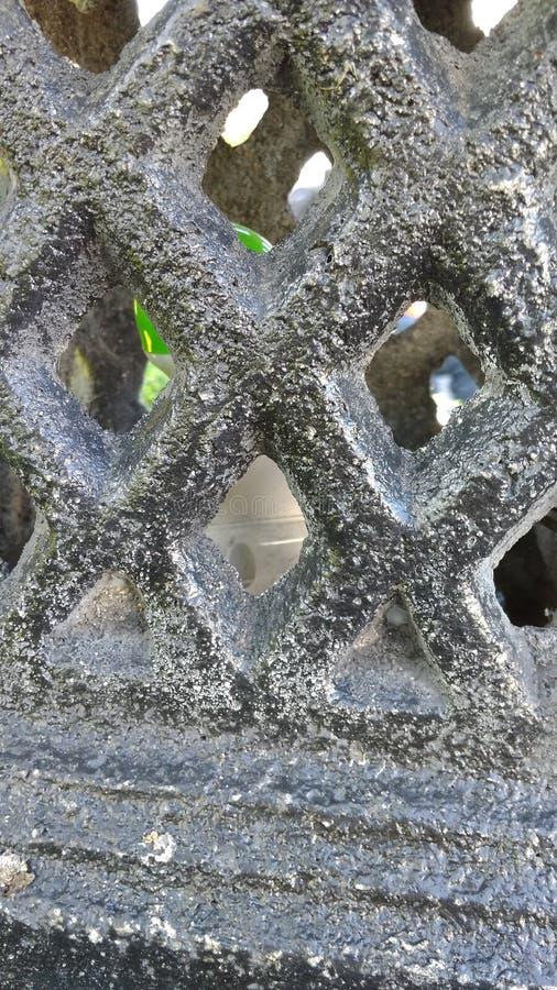 岩石黑色 免版税库存图片