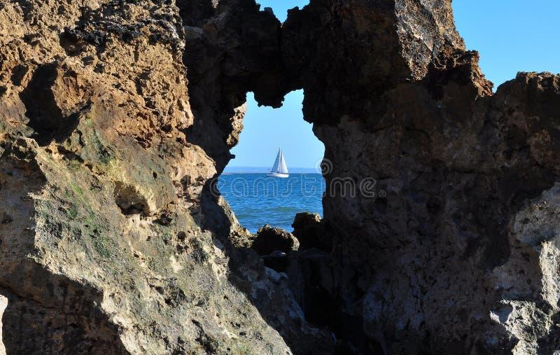 岩石 免版税图库摄影