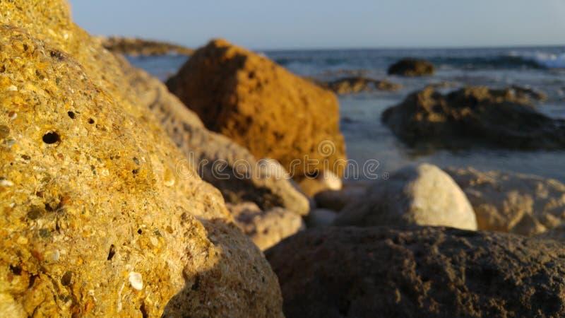 岩石 免版税库存照片