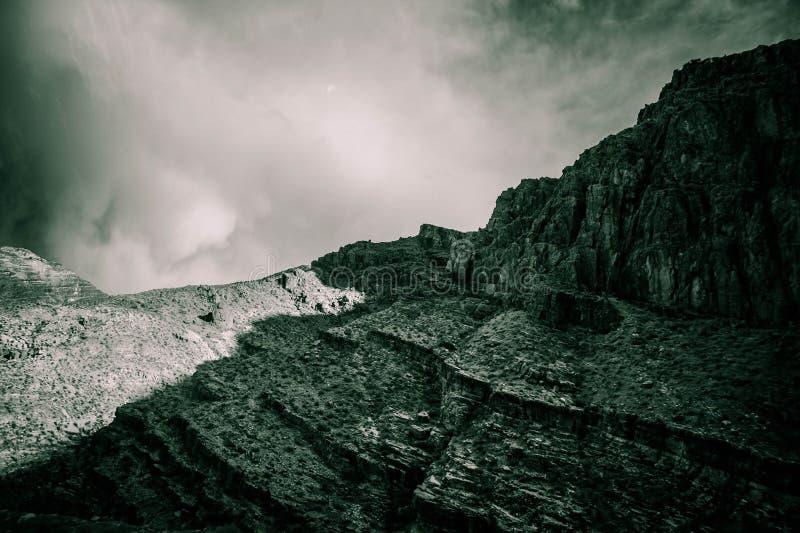 岩石Cliffside 免版税库存图片