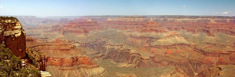 峡谷全部全景 图库摄影