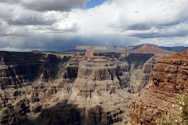 峡谷全部西部 免版税图库摄影