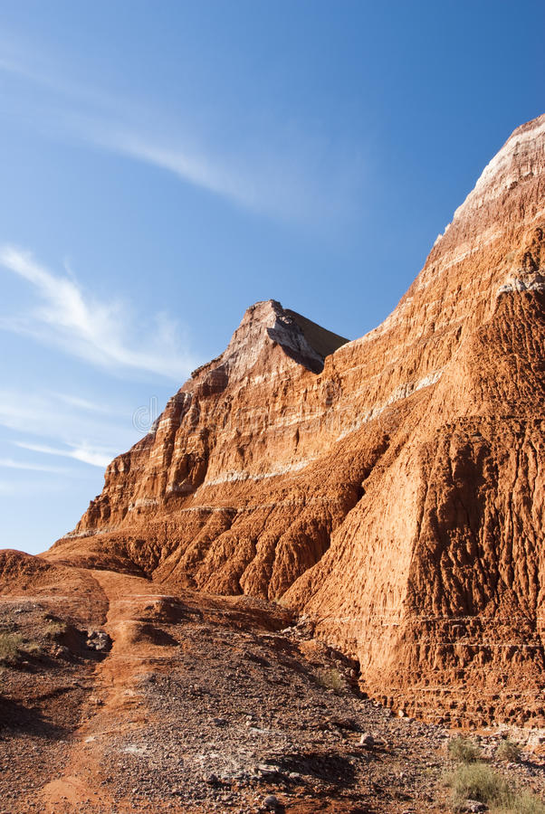 峡谷杜罗palo 库存图片