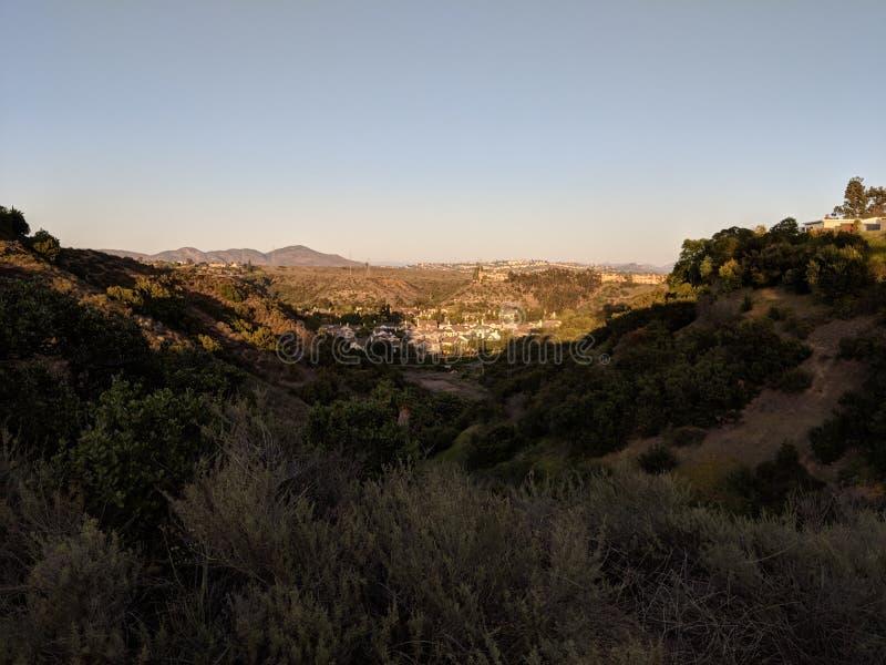 峡谷照片 库存照片