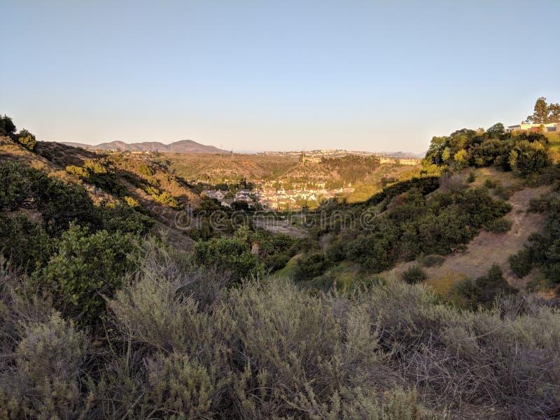 峡谷照片 图库摄影