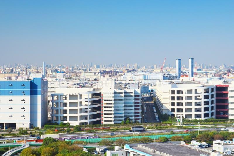 川崎市看法在川崎,日本 图库摄影