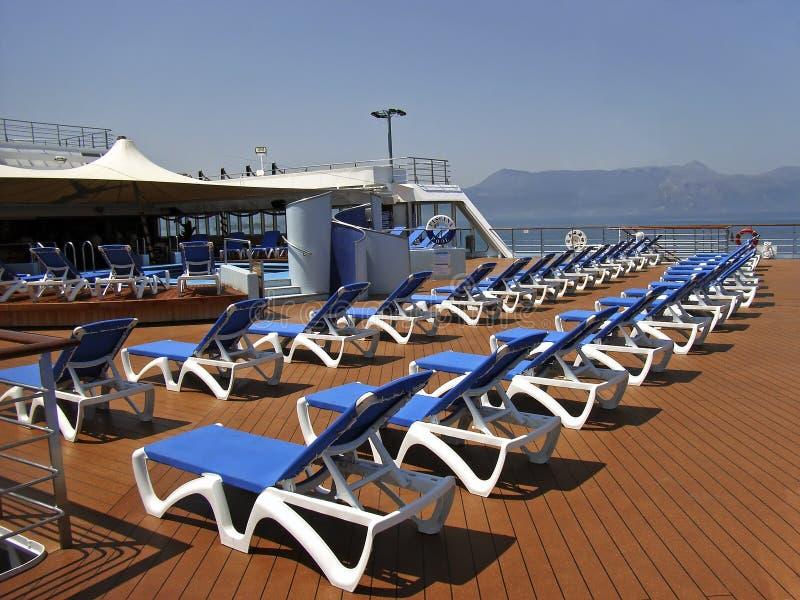 巡航地中海 免版税库存照片