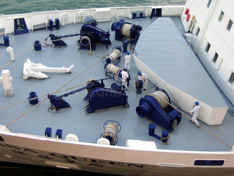 巡航水手 免版税库存图片