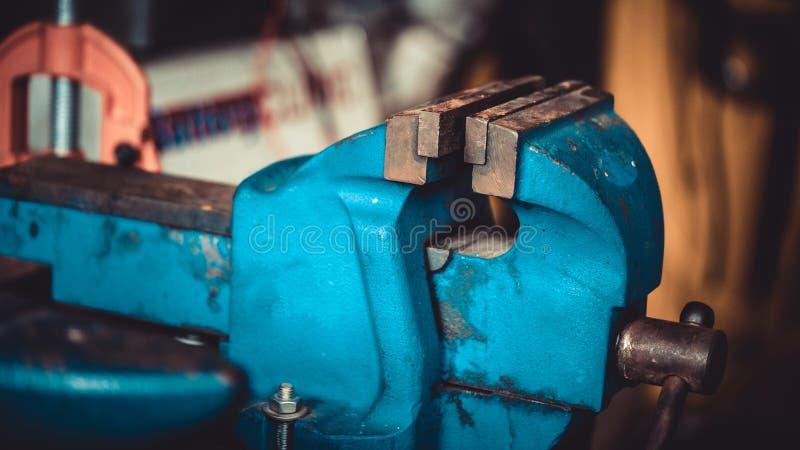 工业机械发动机元件设备 免版税库存图片
