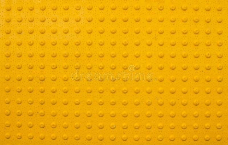工业橡胶地板的纹理 免版税库存照片
