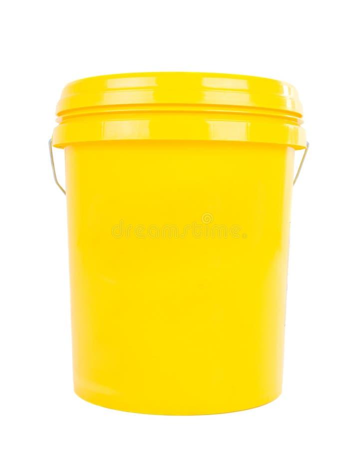 工业油和润滑剂产品 库存照片