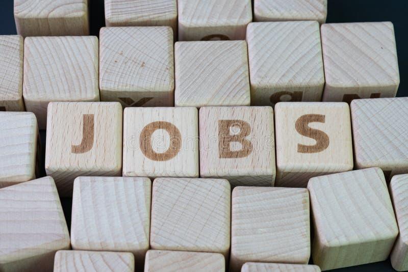 工作补充、事业空位或者聘用的位置在compan 免版税图库摄影