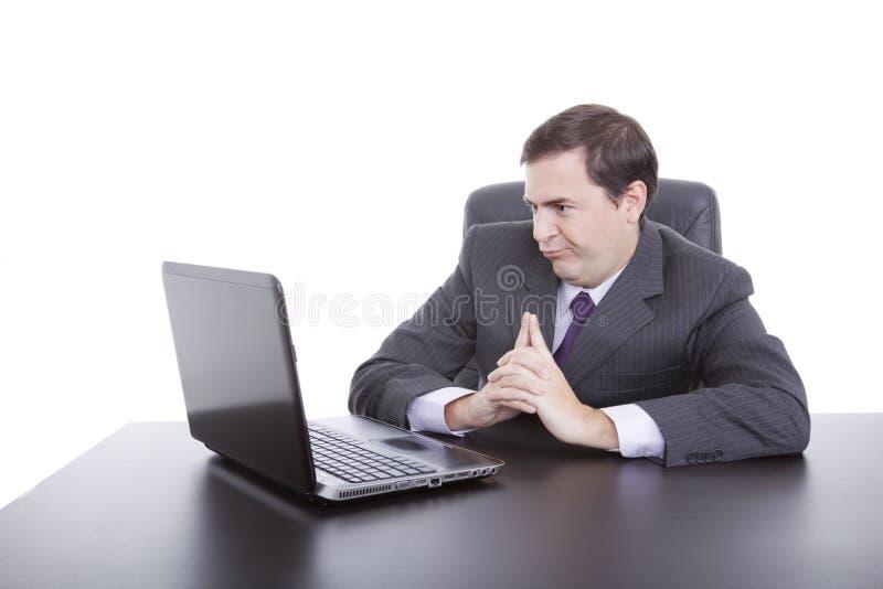工作 免版税库存照片