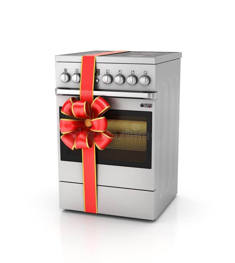 工具背景例证厨房白色 向量例证