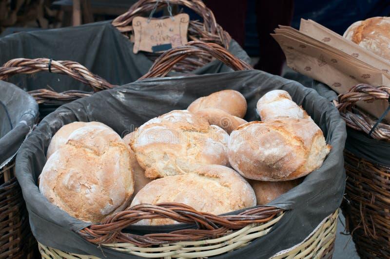工匠面包师 图库摄影