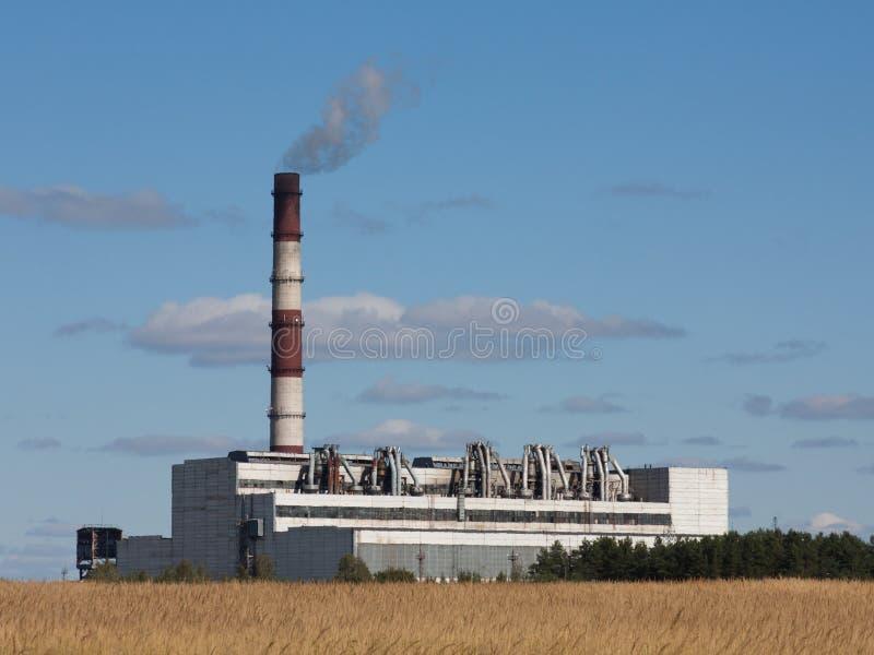 工厂工厂 库存照片