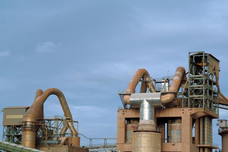 工厂 库存图片