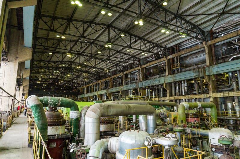 工厂 图库摄影