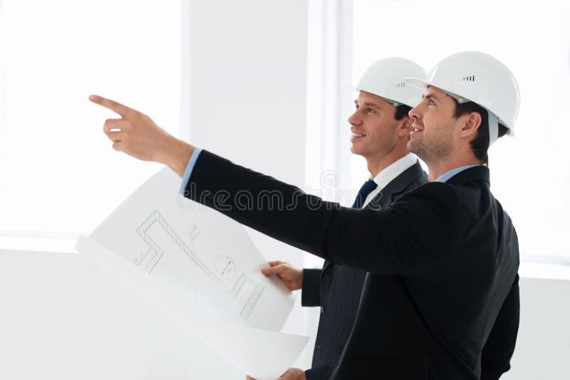 工程师 库存照片