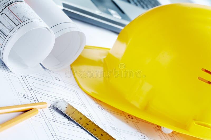 工程建筑 免版税图库摄影