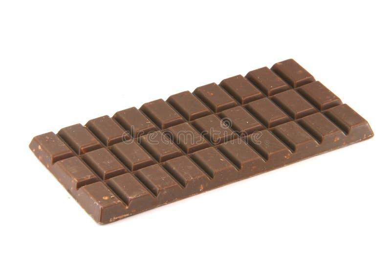 巧克力查出 免版税库存图片