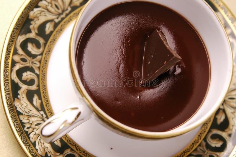 巧克力液体 库存图片