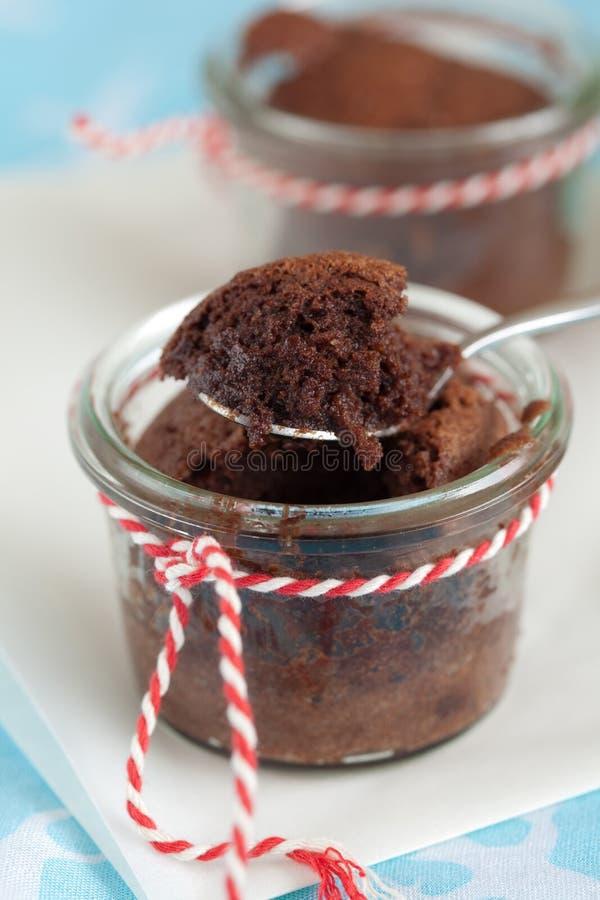 巧克力软糖 免版税库存照片