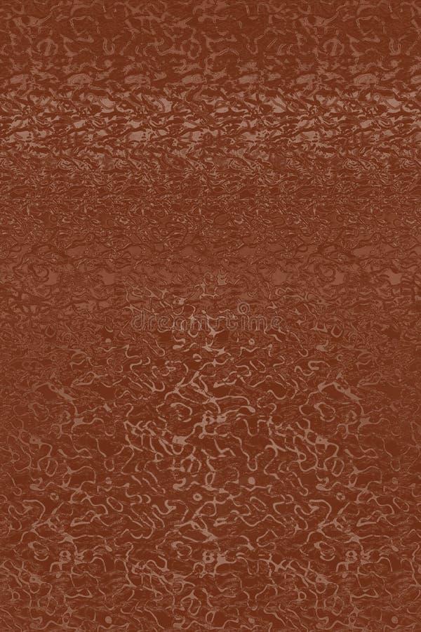 巧克力颜色抽象背景  向量例证