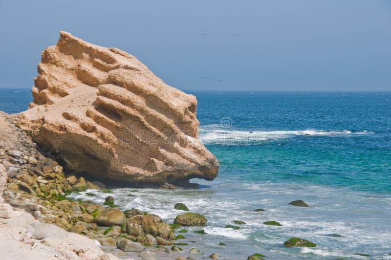 巨型岩石 库存照片
