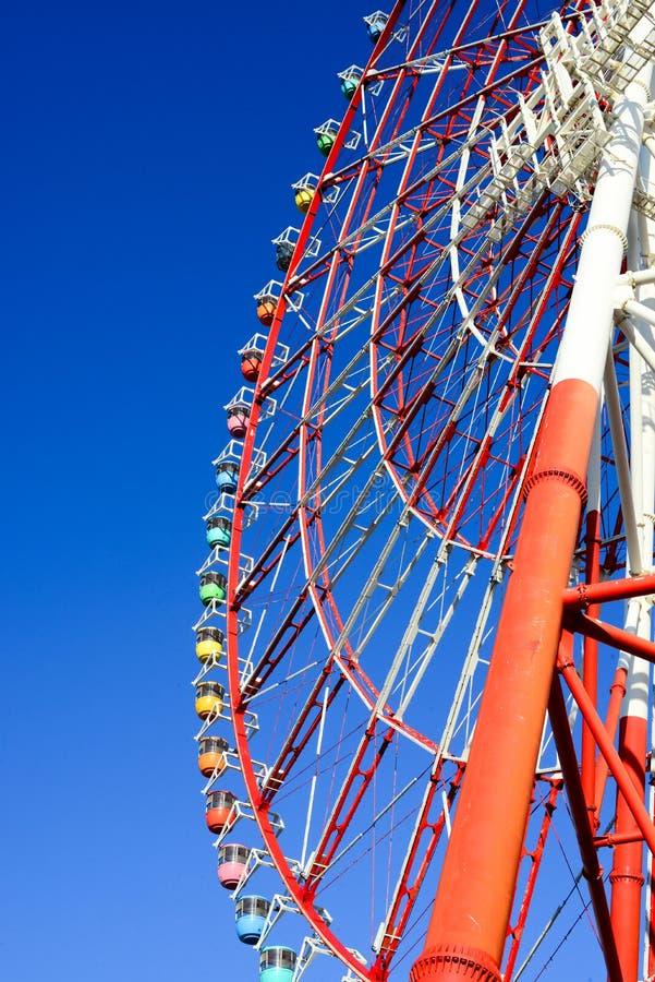 巨型弗累斯大转轮 库存照片