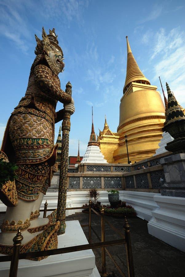 巨型泰国 免版税库存照片