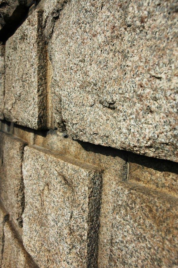 巨型花岗岩平板纹理 库存图片