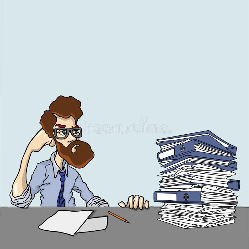 Download 巨大的信息量是需要探索 库存例证. 插画 包括有 知识, 企业, 工作, 员工, 巨大, 启发, 管理员 - 62537615