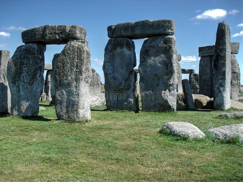 巨石阵,英国,自然 图库摄影