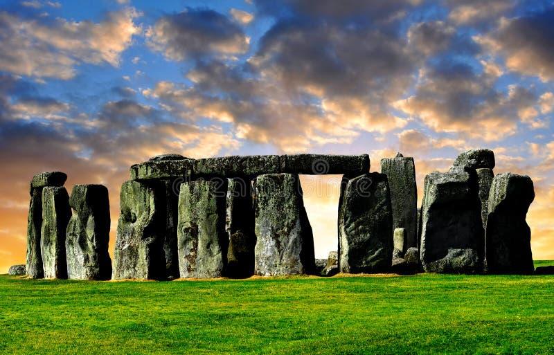 巨石阵 图库摄影