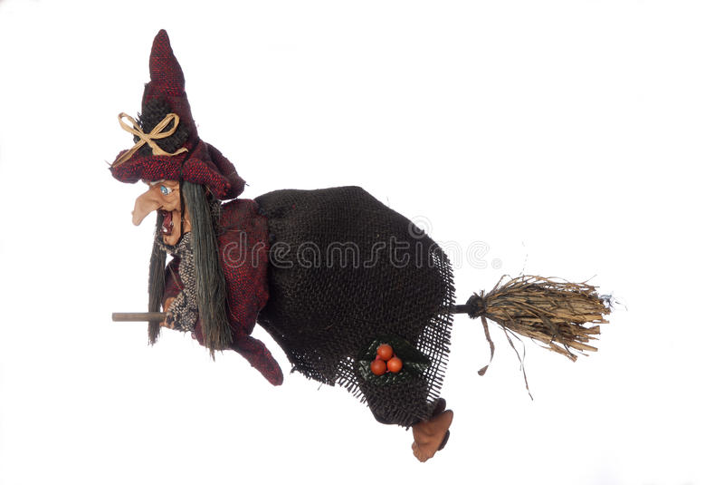 巫婆 免版税图库摄影