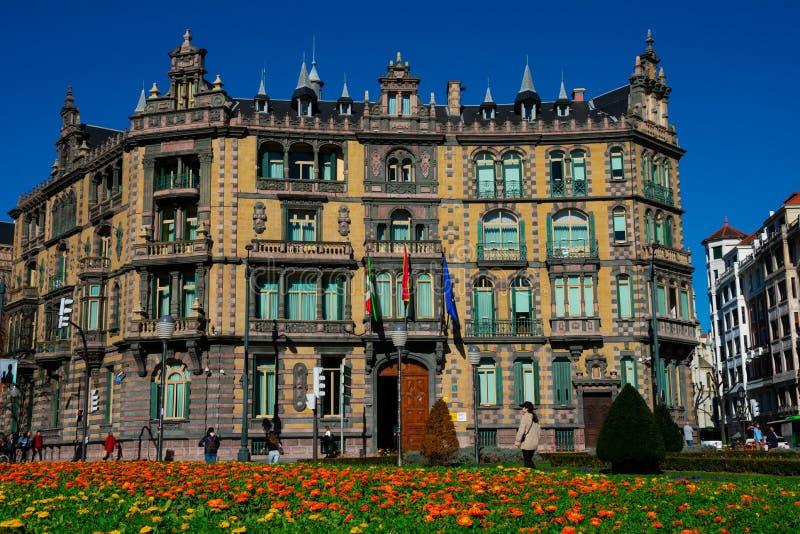 差瓦立宫殿帕拉西奥差瓦立 免版税库存图片