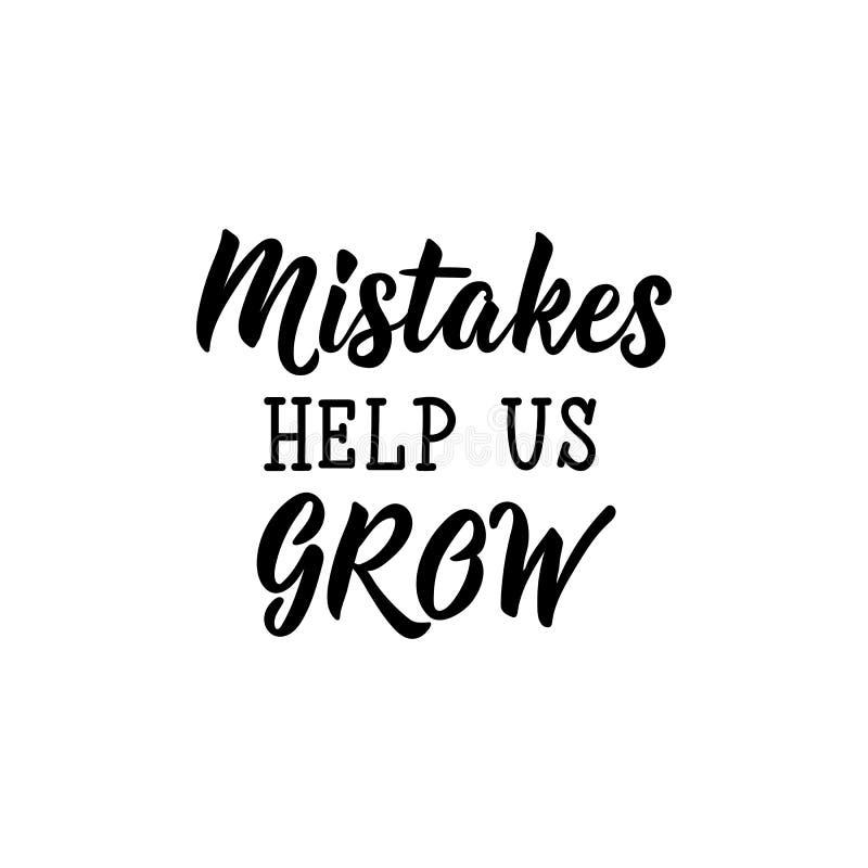 差错帮助我们增长 r ?? r 向量例证