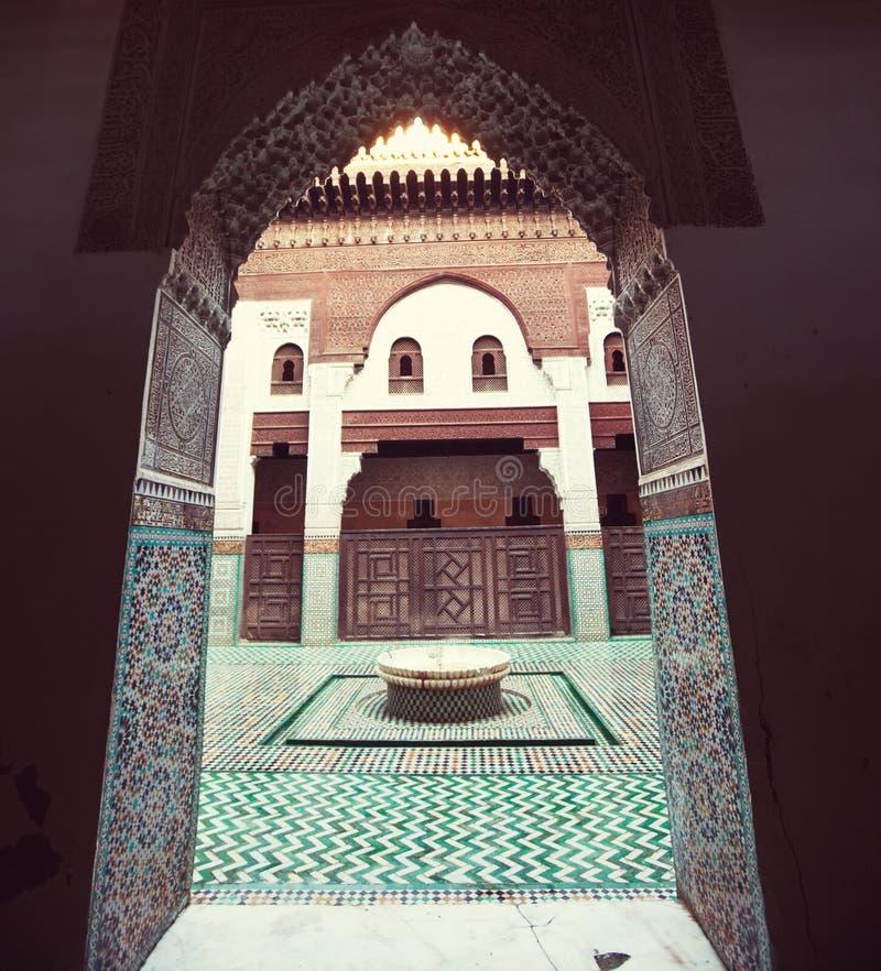 巴伊亚宫殿 库存图片
