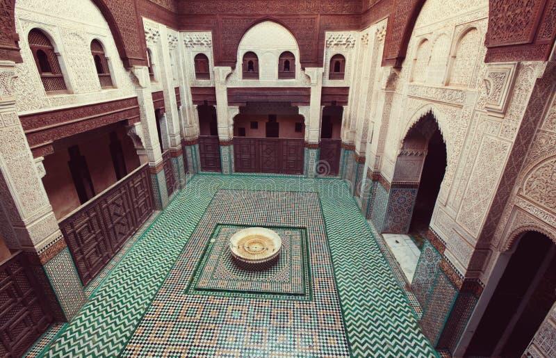 巴伊亚宫殿 免版税库存照片