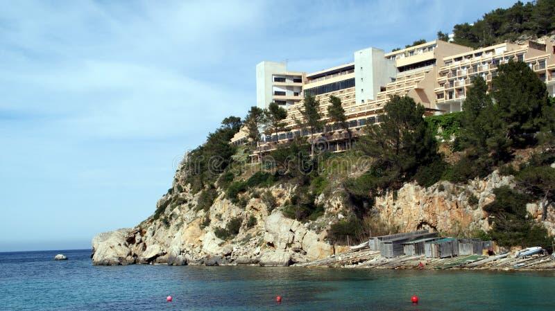 巴利阿ibiza海岛islas西班牙 免版税图库摄影