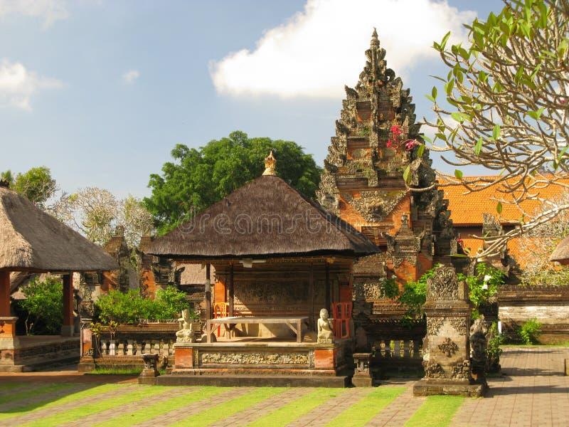 巴厘岛印度尼西亚 免版税库存照片