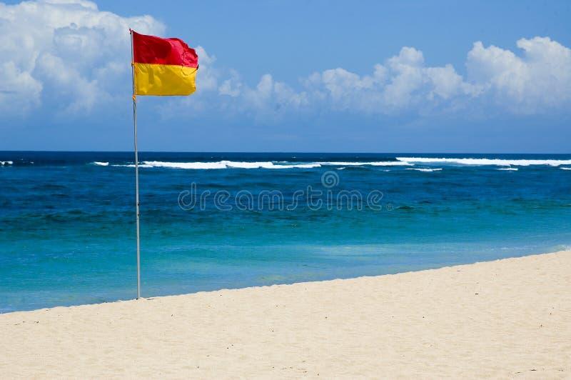 巴厘岛海滩 免版税图库摄影